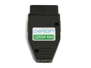 Отзывы о Chipsoft J2534 Mid & K-line в ECUTools